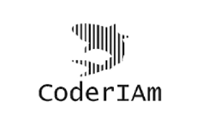 Logotipo da spin-off Coderiam