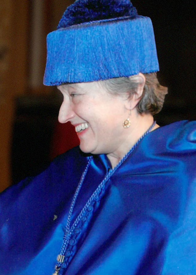 Lynn Margulis, Honoris Causa