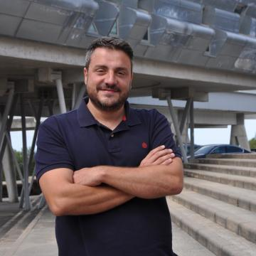 Antonio Sartal, elixido investigador novo do ano pola Industrial Engineering and Operations Management International Society