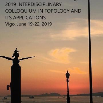 Imaxe dunha posta de sol para difundir o  Congreso Interdisciplinary Colloquium in Topology and its Applications